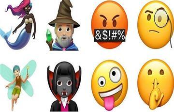 Apple: Estos son los nuevos emojis que llegarán a iOS 11.1