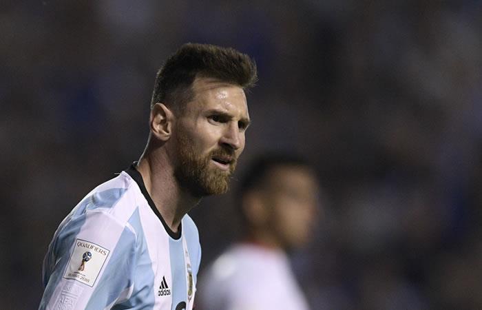 Argentina empata y está cada vez más lejos del Mundial
