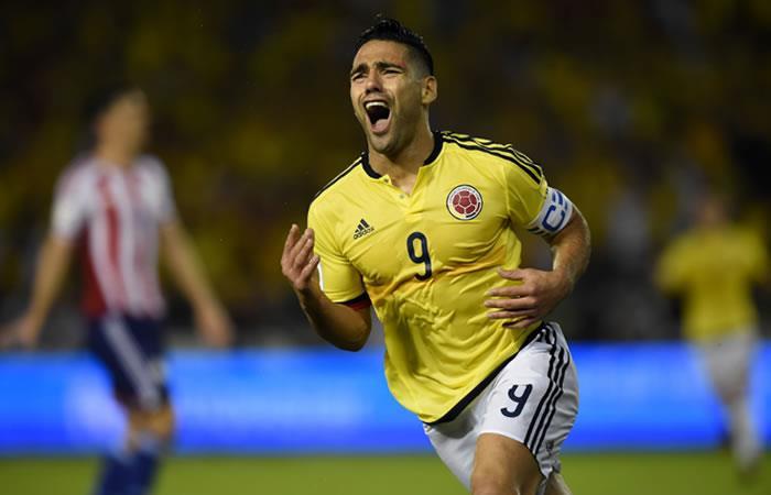 Falcao: El tremendo gol que hizo en los últimos minutos contra Paraguay