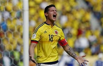 James no aguantó más, rompió el silencio y envió un mensaje a Colombia