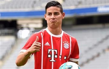 James Rodríguez y Bayern Múnich ya tienen nuevo técnico