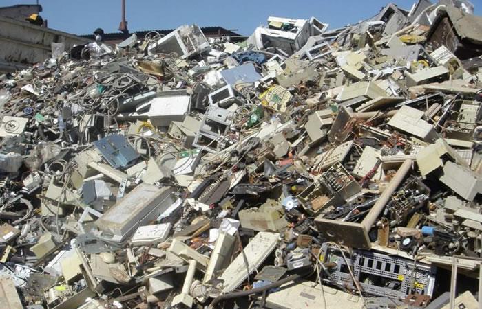 Se aproximan millonarias multas por no reciclar aparatos electrónicos