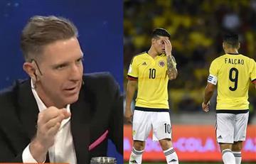 Selección Colombia: Periodista argentino criticó e insultó a la 'tricolor'
