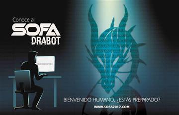 SOFA 2017: Drabot, el dragón virtual que ayudará a vivir lo mejor del evento