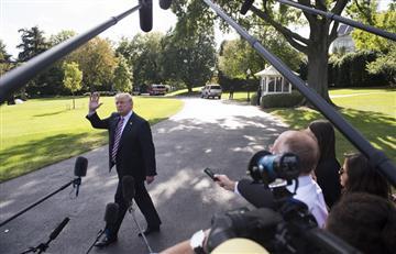 Trump amenaza a Irán y abre interrogante sobre suerte de acuerdo nuclear