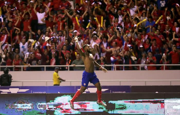 Costa Rica clasificó al Mundial de Rusia 2018 en agónico partido