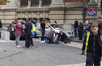 Londres: Un total de 11 heridos y se descarta ataque terrorista
