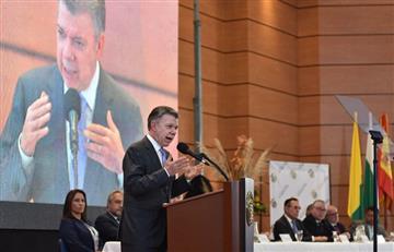 Santos ofrece millonaria recompensa por responsables de la agresión en Tumaco