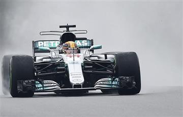 Fórmula 1: Hamilton gana en Japón
