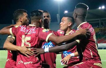 Tolima venció al Independiente Medellín en un duro encuentro