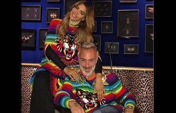 Gianluca Vacchi negó que fue novio de Ariadna Gutiérrez