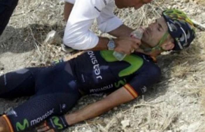 José Joaquín Rojas cerca a extraerle el clavo de su pierna