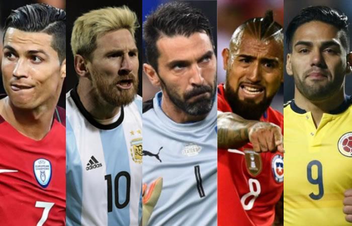 Mundial Rusia 2018: Los cracks que podrían quedar por fuera
