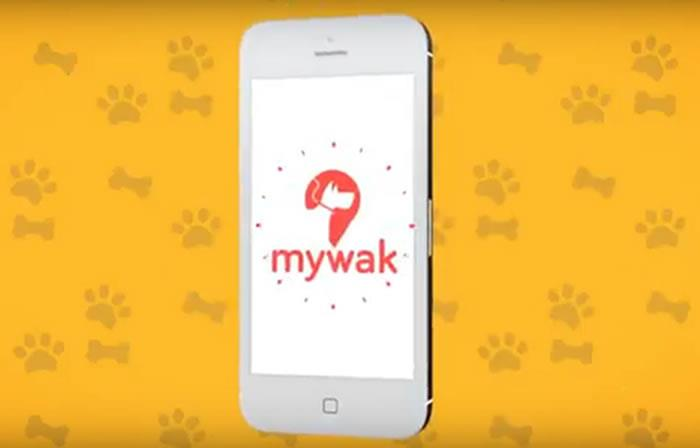 Mywak: App colombiana que busca ser el 'Uber de los perros'