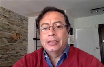 Gustavo Petro pide a los ciudadanos financiar su campaña