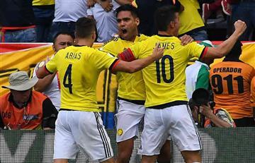 Selección Colombia cambiaría el once inicial ante Perú