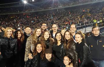 U2: Así vivieron los famosos el concierto