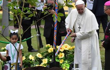 Parque, donde estuvo el papa Francisco, iba ser escenario nudista