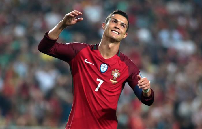 Cristiano Ronaldo sí estará con Portugal en Rusia 2018