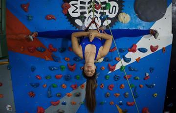El yoga en las alturas llega para romper moldes