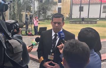 Jaime Hernández, líder del paro de pilotos, fue citado por la Fiscalía
