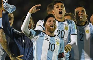 La proeza de Messi y Argentina clasificando al mundial ante Ecuador