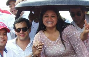 Oneida Pinto obtiene detención domiciliaria
