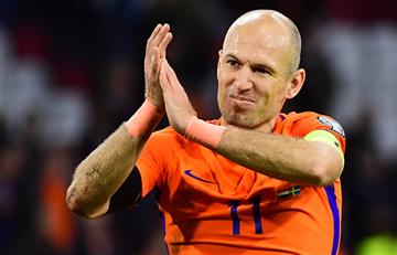 Rusia 2018: Holanda se queda por fuera del mundial