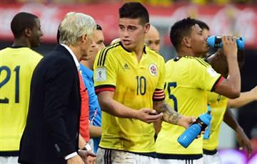 Selección Colombia: Alineación oficial para enfrentar a Perú