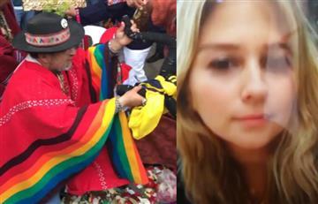 Selección Colombia: Andrea Guerrero llora en vivo por la brujería a la 'tricolor'