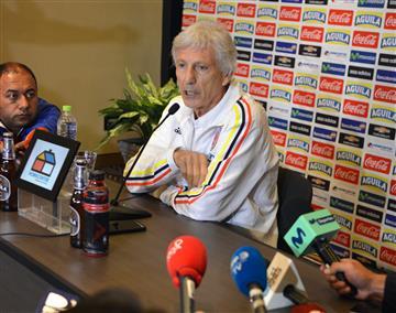 """Selección Colombia: """"Estamos vivos, fuertes y con ganas de ganar"""": Pekerman"""