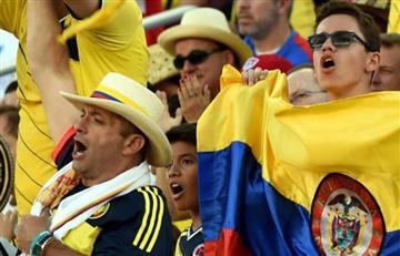 Selección Colombia: Increíble despedida de la hinchada en Barranquilla