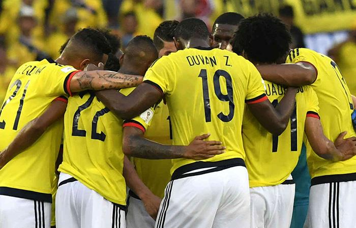Selección Colombia: Posible alineación ante Perú