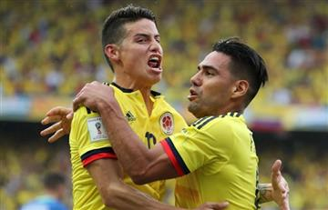 Falcao García niega haber llegado a un acuerdo en el partido Colombia-Perú