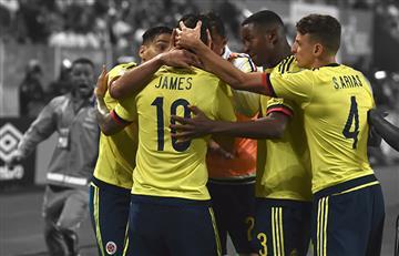 La selección Colombia logró el sueño y va al Mundial