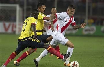 Perú vs. Colombia: El arreglo para que los dos clasificaran al Mundial