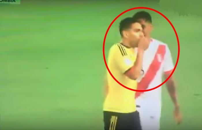 ¿Qué le dijo Falcao García en realidad a la Selección de Perú?
