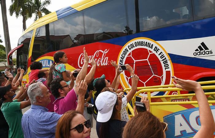 Selección Colombia: Así la recibieron en Bogotá tras la clasificación