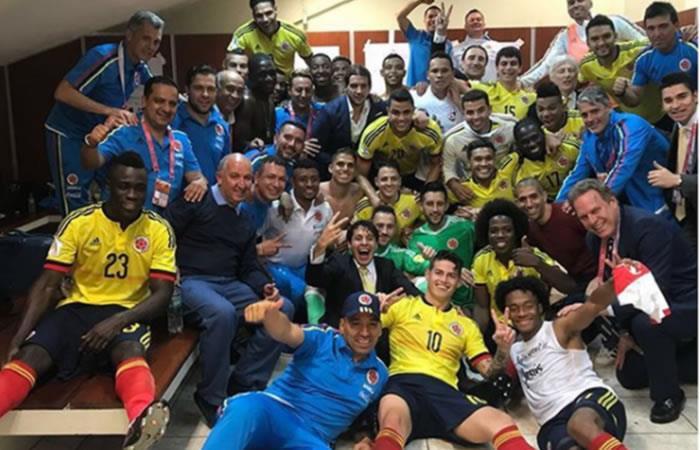 Selección Colombia: Los emotivos mensajes de los jugadores