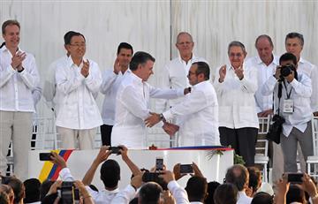 Acuerdo de paz con las Farc será inmodificable por 12 años