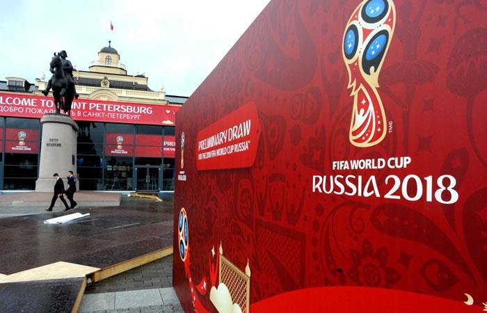 Mundial Rusia 2018: Todo lo que debe saber para ver el sorteo
