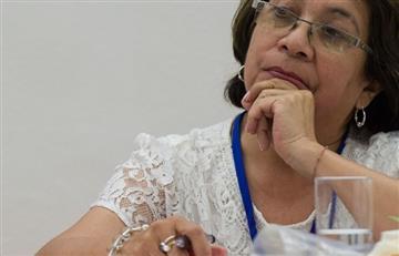 Aida Avella y otros miembros de la UP son amenazados por paramilitares