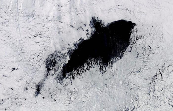 Antártida: Este es el misterioso agujero que ha dejado perplejos a los científicos