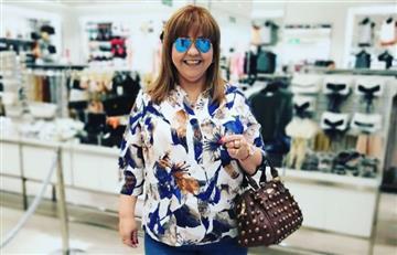 'La gorda Fabiola' revela su disfraz para Halloween