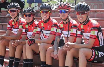 Tour Femenino: Jessica Parra es cuarta en la general tras la etapa reina