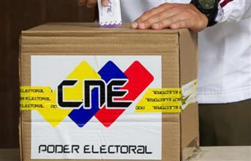 Venezuela acude a elecciones regionales este domingo