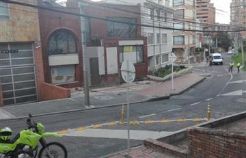 Bogotá: En el barrio Rosales se produjo una balacera