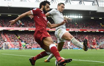 Manchester United líder provisional tras empatar con el Liverpool