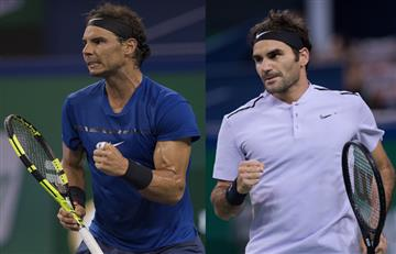 Nadal y Federer disputarán la final del Torneo de Shanghái