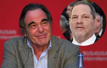 """Oliver Stone: Weinstein es víctima de """"un sistema de justicieros"""""""